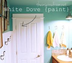benjamin moore furniture paintThe Best White Paint  The Inspired Room