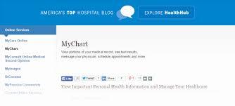 Mychart Login Page Chart Images Online