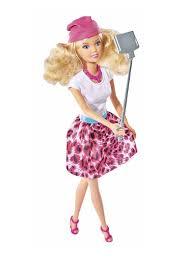 Кукла Штеффи с селфи палкой 29 см 92103330: 599 ...