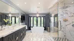 Home Of The Day A Study Of Contrasts In Los Feliz Master Bathrooms Cool Master Degree In Interior Design Property
