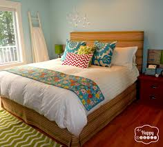 Master Bedroom On A Budget Almost Free Create A Bedroom You Love On A Budget The Happy Housie