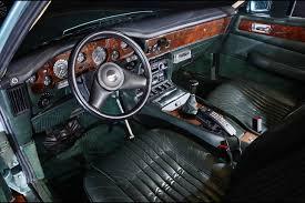 aston martin v8 vantage 1977 interior. chassis no. 12515 aston martin v8 vantage 1977 interior a