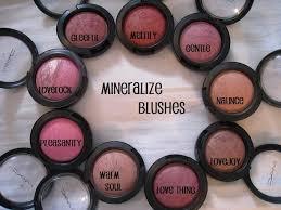 hair makeup mac blush loverock