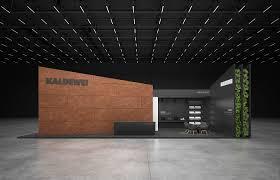 Boothe Design Kaldewei Exhibition Booth Design Concept Gm Stand Design