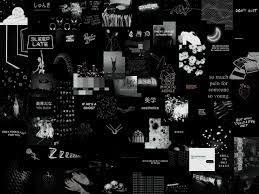 Black and White Aesthetic PC Wallpapers ...