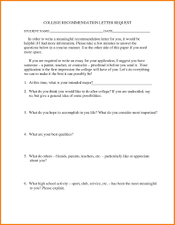 Writing A College Recommendation Letter For College Admissions Letter Of Recommendation For College 43 Free Templates