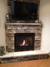 best 25 corner gas fireplace ideas on corner