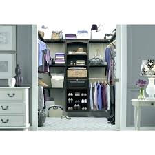 best allen and roth closet closet corner unit java wood drawer at shelf 4 tier best allen and roth closet