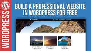 how to build a website wordpress 2017 how to build a website wordpress 2017