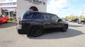 2008 Chevrolet TrailBlazer SS | Black | 82142848 | Everett ...
