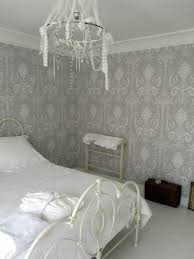 Sparkly Bedroom Wallpaper Our Grey Bedroom Painted In Farrow Ball Blackened And Using