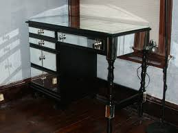 ikea mirrored furniture. Terrific Mirrored Ikea Vanity Desk With Drawer Storage Also Black Painted Base Legs On Wood Floors As Decorate Classic Bedroom Furniture Ideas E