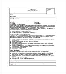 Job Sheet Templates Interesting 48 Sample Reference Sheet Templates To Download Sample Templates
