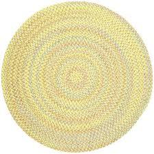 round braided rug playful indoor outdoor reversible round braided rug by rug 4 ft round braided