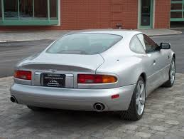 1993 Aston Martin DB7 related infomation,specifications - WeiLi ...