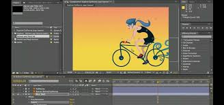After Effects Animation How To Use The Puppet Tool In Adobe After Effects Cs5