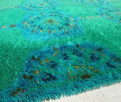 fabulous rugs for your interor decor idea blue green mod rugs for