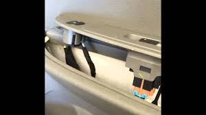 Chevy Malibu Door lock Actuator Replacement - YouTube