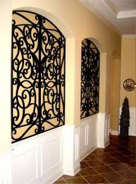 tableaux faux iron and veneer decorative grilles allow for unlimited options for wall niche decor personalize niches or any residential wall space with on metal wall art decor ideas with 29 best wall niche decor ideas images on pinterest niche decor