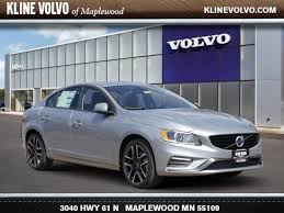 2018 volvo sedan. delighful sedan new 2018 volvo s60 t5 awd dynamic sedan for sale maplewood mn to volvo sedan