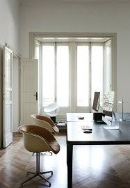 office modern interior design. Decoration: These Warm Modern Interiors By Partners Have A Moody Feeling  That Is Quite Inviting Office Modern Interior Design