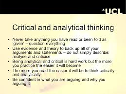 Youth in Critical thinking vs creative thinking ESSENTIAL INTELLECTUAL TRAITS