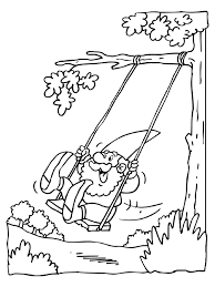 Small Picture Coloring Page Gnome coloring pages 12