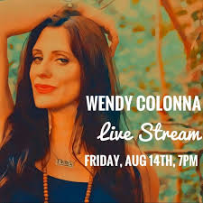 Wendy Colonna's Live Stream Concert Aug 14, 2020 | Bandsintown