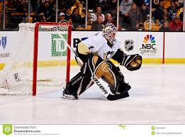 Brent Johnson Pittsburgh Penguins Editorial Image - Image of helmet,  jersey: 24525660