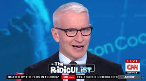 Anderson Cooper Compares Trumps Fake Reagan Quote To The Weirdest