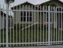 metal fence styles. Picket Fences Aluminum Steel Iron Designs For Metal Fence Ideas 9 Styles A