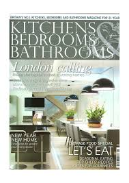 Kitchens Bedrooms And Bathrooms Magazine MonclerFactoryOutletscom - Kitchens bathrooms