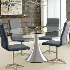 glass dining furniture. Oval Glass Dining Table Furniture R