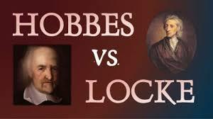 Hobbes And Locke Venn Diagram Difference Between Locke And Hobbes Difference Between