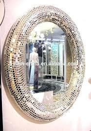 threshold wall mirror oval shape mosaic decorative wall mirror round decorative wall mirror brass threshold round decorative wall mirror brass small round