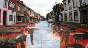 3d Chalk Art Why These Jaw Dropping Works Are Rising In