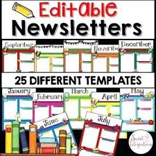 february newsletter template free newsletter templates word awesome 30 fresh newsletter