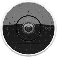 Logitech Circle 2 Home <b>Security Camera</b>, Indoor/<b>Outdoor</b> HD Camera