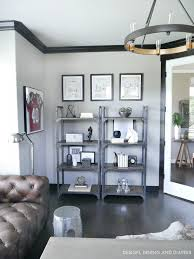 Office room designs Advocate Styling Industrial Office Shelves For Rustic Home Office Freshomecom Modern Rustic Office Design Taryn Whiteaker