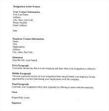word templates resignation letter resignation letter template in p format due to personal