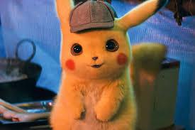 Resultado de imagem para pokemon detective pikachu