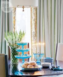 interior hanukkah home decor style at home