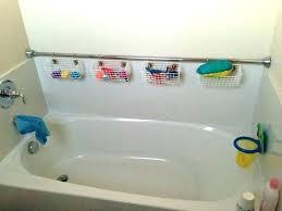 bathroom toy storage bathtub toy storage bathroom toy storage charming bath toy storage using baskets