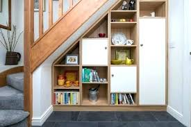 staircase decor ideas diy renovation style transitional by interiors storage under stairs decorating fascinating s