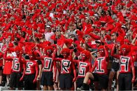 Sanford Stadium Student Seating Fails To Keep Up With