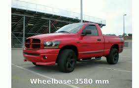 2007 Dodge Ram 1500 Regular Cab 4x4 - Details and Specs - YouTube