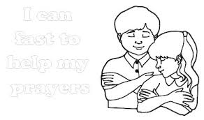 Lds Coloring Pages Child Praying Murderthestout