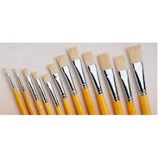 drawing brushes