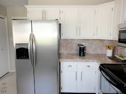 Oak To White Cabinets Kitchen Paint Colors With Oak Cabinets And White Appliances