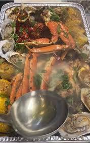 Craving crab - Big Seafood pot ready ...